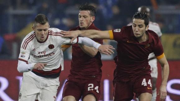 Рома - Милан 0:0