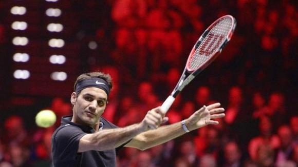 Федерер отново сътвори нещо красиво