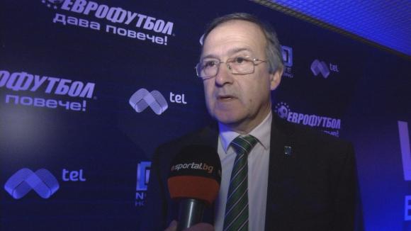 Дерменджиев: Запазваме отбора и се борим за титла и купа