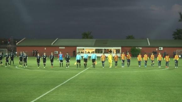 Левски - Карабах 3:0 (разширен репортаж)