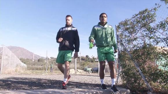 """Ангуло се завърна при """"орлите"""" в Испания"""