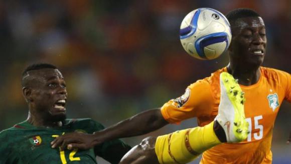 Камерун - Кот д'Ивоар 0:1