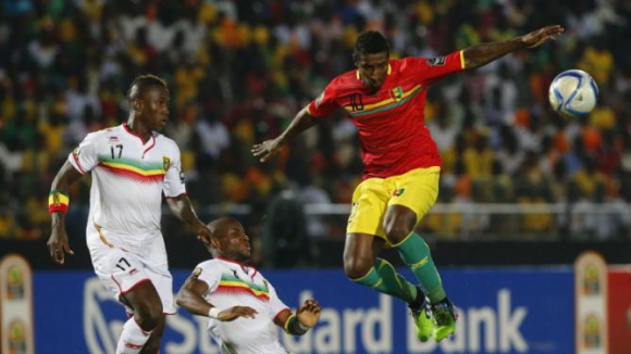 Гвинея - Мали 1:1