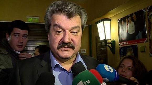 Батков: Ще преодолеем кризата в Левски