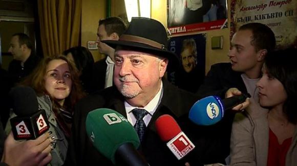 Баждеков: Срещата бе конструктивна