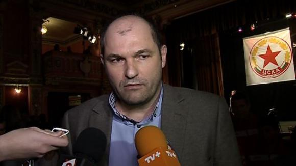 Тодоров: Бивши служители на ЦСКА работят срещу клуба
