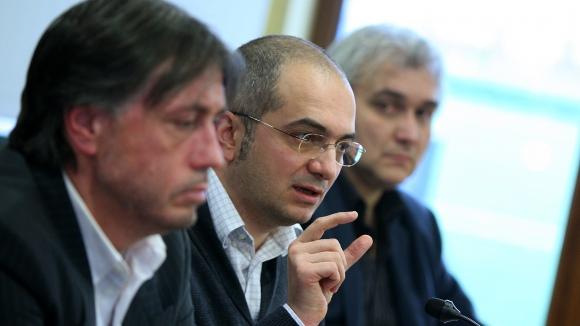 Пълен запис на пресконференцията на Управителния съвет на Левски - 2-ра част