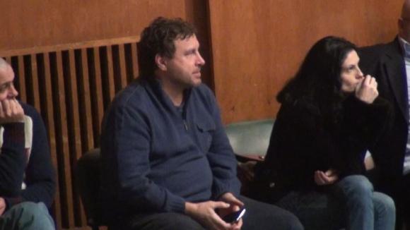 Вили Вуцов подкрепи БК Левски срещу Цедевита