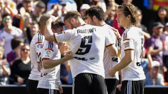 Валенсия - Реал Сосиедад 2:0