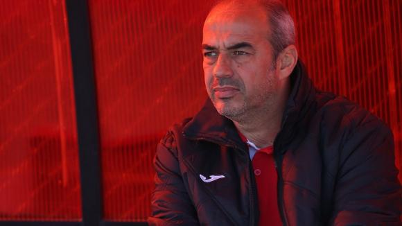 Васев: Знаехме, че ЦСКА ще играе с изритани топки