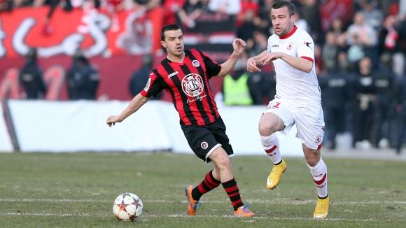 Бадема: Много е приятно и трудно да се играе срещу ЦСКА