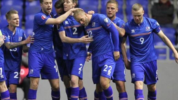 Казахстан - Исландия 0:3