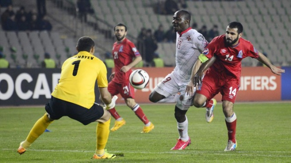 Азербайджан - Малта 2:0