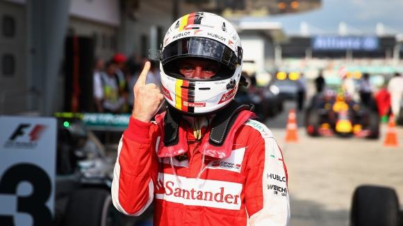 Ф1: Най-интересното от Гран При на Малайзия в 60 секунди