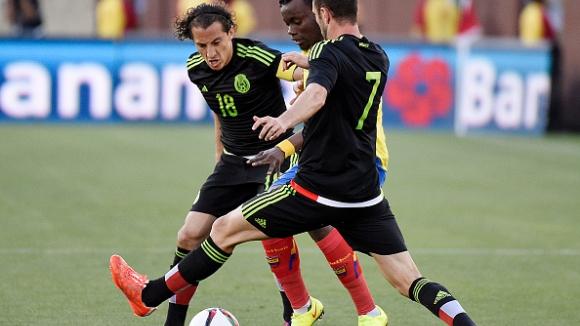 Мексико - Еквадор 1:0