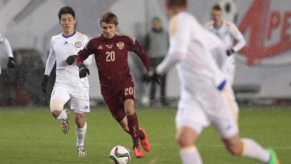 Русия - Казахстан 0:0