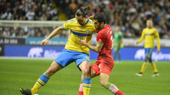 Швеция - Иран 3:1