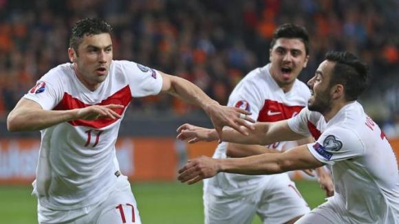 Люксембург - Турция 1:2
