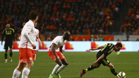 Холандия - Испания 2:0
