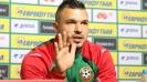 Божинов: Треньорът ни накара да се чувстваме по-големи от Италия
