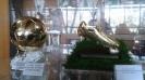 Ицо подари уникални трофеи на ЦСКА