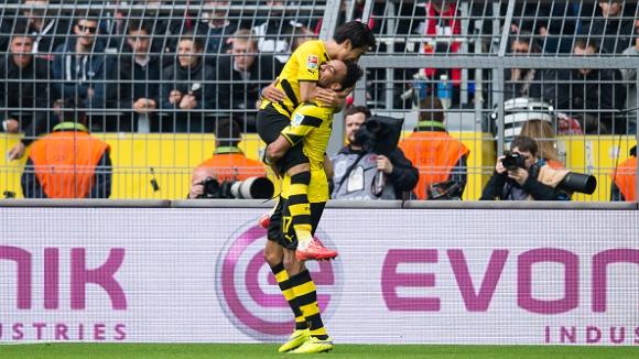 Борусия (Дортмунд) - Айнтрахт (Франкфурт) 2:0