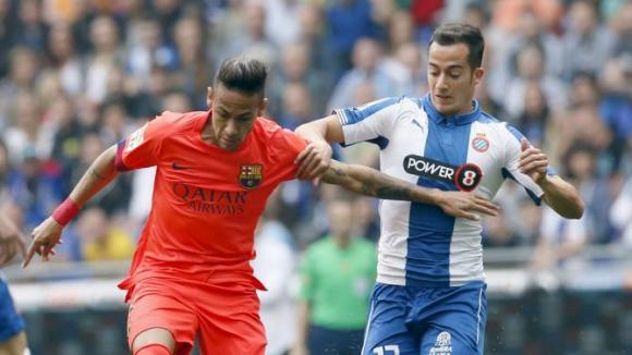 Еспаньол - Барселона 0:2