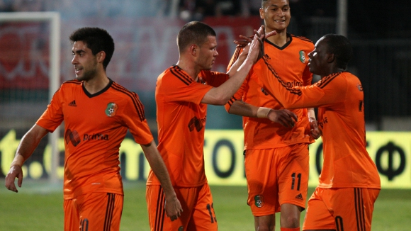 Литекс - ЦСКА 2:0