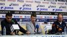Награждаване на Красимир Анев за спортист на месец февруари