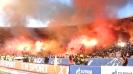 Огненото шоу на ултрасите на Звезда срещу Партизан