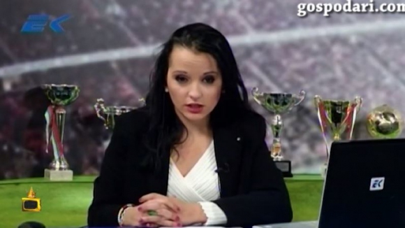 Спортна журналистка, на която ѝ е все тая за футбола
