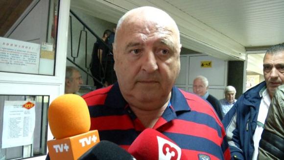"""Венци Стефанов: """"Шестиците"""" май сами ще си отпаднат с тези темпове"""
