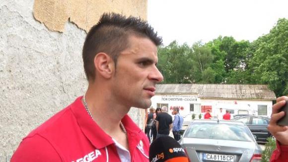 Валентин Илиев: Неприятно е да чуеш, че отборът ти няма да играе в Европа