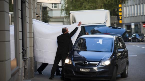 Вижте как арестуват чиновници на ФИФА в Цюрих