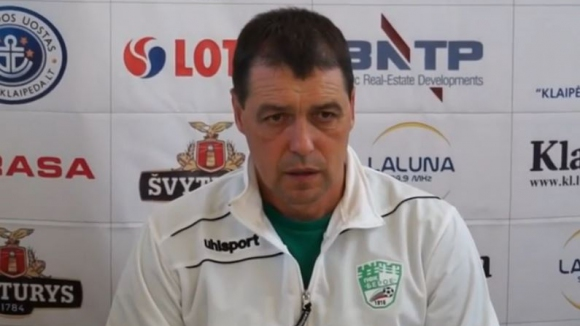 Петър Хубчев: Футболистите се раздадоха докрай