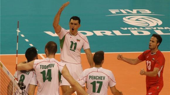 България - Аржентина 3:0