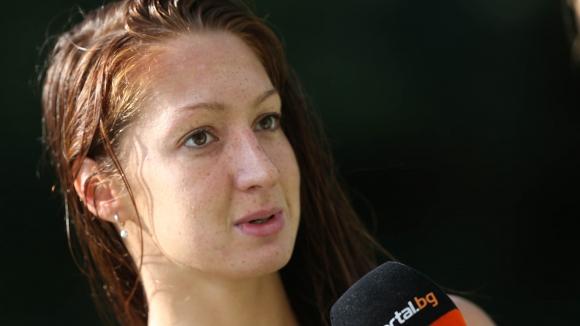 Нина Рангелова: Мога да помогна да подобрим плуването и системата в България