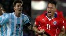 "Студио ""Копа Америка"" преди големия финал Чили - Аржентина"