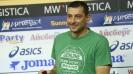 Ники Желязков бе избран за треньор на месец юни