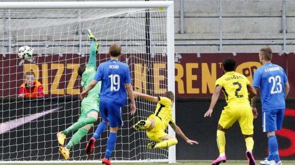Молде - Динамо (Загреб) 3:3