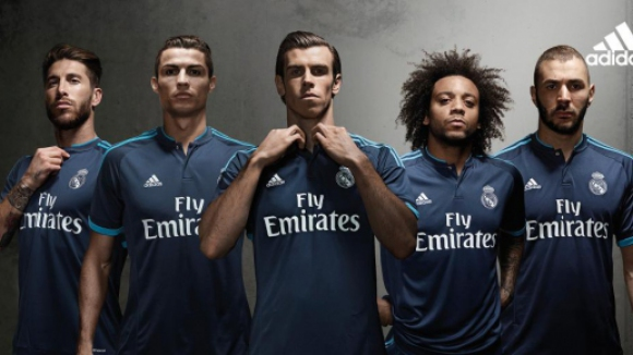 Ето ги сините екипи на Реал (Мадрид) за новия сезон