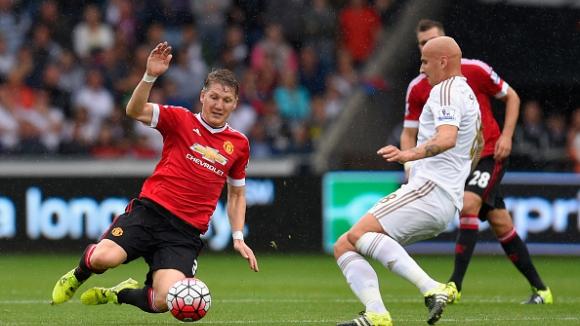 Суонзи - Манчестър Юнайтед 2:1