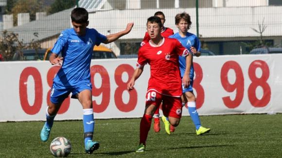 ЦСКА(U15) - Левски(U15) 0:3