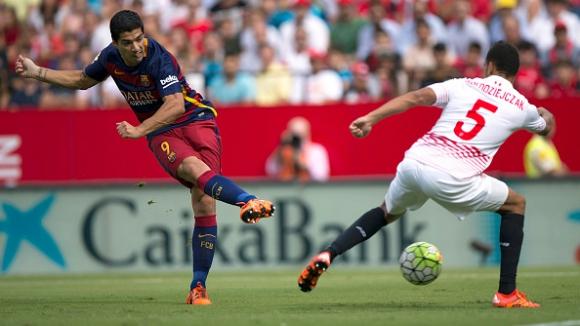 Севиля - Барселона 2:1