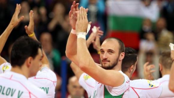 България - Сърбия 3:0 (25:23, 25:20, 25:16)