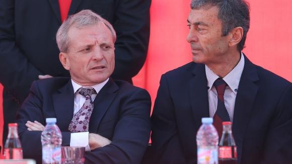 ЦСКА се отказа от базата на Панчарево, ето новия план за базите на Гриша Ганчев