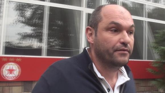 Александър Тодоров: Хубаво е, че феновете на ЦСКА са винаги зад отбора
