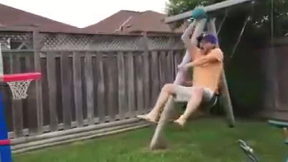 Клоп умее да се забавлява