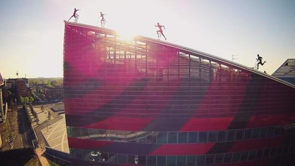 Милан презентира новата си щаб квартира