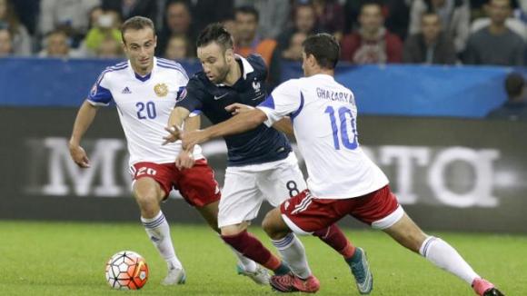 Франция - Армения 4:0